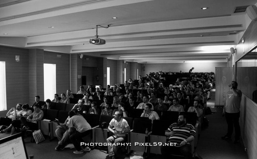 Asistentes de la WordCamp Marbella 2016