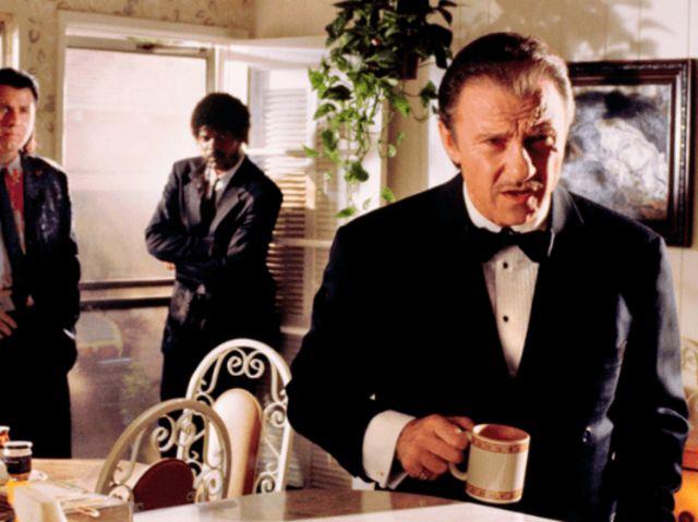 Señor Lobo Pulp Fiction